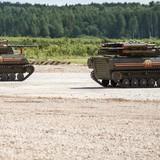 Nga sắp đưa tổ hợp robot chiến đấu thử nghiệm trên chiến trường Syria?