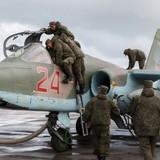 Tướng Shoigu: Không quân Nga ở Syria đã hoàn thành nhiệm vụ ông Putin giao