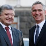 NATO ủng hộ Ukraine, nhưng đòi hỏi cải cách