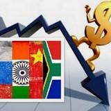 Các nền kinh tế mới nổi tăng trưởng chậm