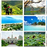 [Slide] Mỗi năm người Việt chi bao nhiêu tiền cho du lịch?