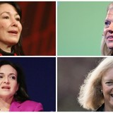 8 sếp nữ công nghệ nhận lương cao nhất thung lũng Silicon