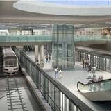 Gần 900 triệu USD đầu tư giai đoạn 1 tuyến metro số 5