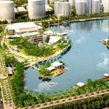 Hà Nội: Đẩy nhanh xây dựng 5 công viên trong năm 2015