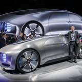 Top 10 ô tô gây sốc nhất trong tương lai