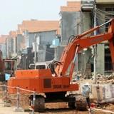 Thi công mất an toàn, hàng loạt nhà thầu Bình Định bị phạt