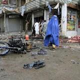 Đánh bom ở trụ sở ngân hàng, 33 người chết