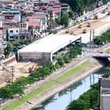 Giải toả đường Vành đai 2: Bồi thường cao nhất 100 triệu đồng/m2