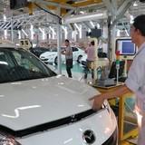 Ưu đãi doanh nghiệp sản xuất lắp ráp ô tô quy mô lớn