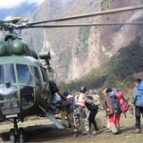 1.000 người châu Âu mất tích ở Nepal sau động đất