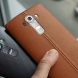 """LG G4 làm """"nóng"""" thị trường smartphone Android"""