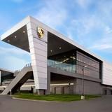Trụ sở hoàng tráng 100 triệu USD của Porsche Bắc Mỹ