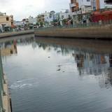 Sẽ xây nhà máy xử lý nước thải kênh Tân Hóa - Lò Gốm