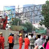 Hà Nội yêu cầu xử lý nghiêm các tổ chức, cá nhân liên quan sự cố sập cần cẩu