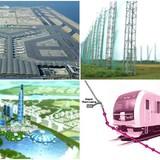Địa ốc 24h: Metro số 2 đội vốn 800 triệu USD, Đà Nẵng xóa sổ sân golf