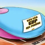 Từ 2017, các địa phương không được tự tính GDP