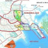 Điều chỉnh quy hoạch khu kinh tế Đình Vũ - Cát Hải