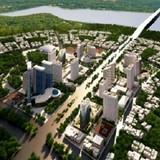 Quy hoạch Khu kinh tế Cửa khẩu Móng Cái thành trung tâm của vùng Bắc bộ