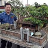 Tiền tỷ dựng Kinh thành Huế, Nhà thờ Đức Bà trong vườn