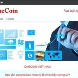 Rủi ro bỏ tiền thật mua tiền ảo onecoin