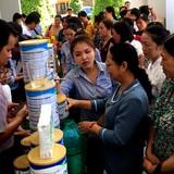 Vinamilk chung tay chăm sóc người cao tuổi Đồng Nai, Tiền Giang
