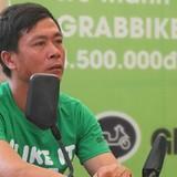 Sếp GrabTaxi cam kết thu nhập xe ôm không dưới 4,5 triệu đồng