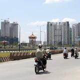 Địa ốc phía Đông Sài Gòn hút hàng, tăng giá