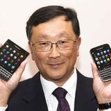 CEO John Chen nói về tin đồn BlackBerry làm điện thoại Android