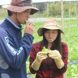 Người nước ngoài tìm đến Việt Nam làm nông nghiệp
