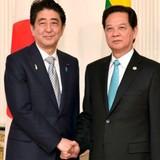 Nhật hỗ trợ 6 tỷ USD cho các nước vùng Mekong
