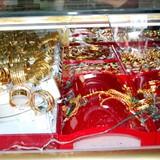 Cướp tiệm vàng trong trung tâm thương mại Hà Nội