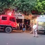 Hà Nội: Cháy nhà trong khu dân cư 51 Hàng Bài