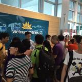Hành khách của Vietnam Airlines bị hủy chuyến tới… hơn nửa ngày?