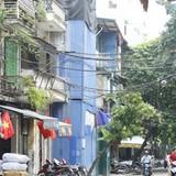 Hà Nội: Chính quyền làm ngơ công trình xây dựng sai phép trong phố cổ?