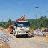 Gần 700 tỷ đồng cải tạo Quốc lộ 9B bị băm nát vì… xe quá tải