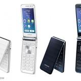 Samsung và LG cùng ra mắt smartphone nắp gập độc đáo
