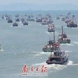Kết thúc lệnh cấm đánh bắt, gần 9.000 tàu cá Trung Quốc tràn ra Biển Đông