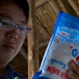 Chàng trai Nam Định làm giàu từ muối