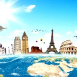 [Infographic] Du lịch nước ngoài tiết kiệm nhờ đi trái mùa