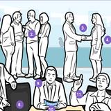 [Infographic] 15 quy tắc cần biết trong các cuộc họp doanh nghiệp