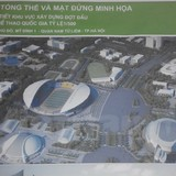 Công bố quy hoạch chi tiết xây khu liên hợp thể thao quốc gia