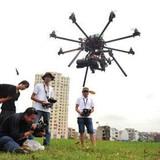 Nhiêu khê với trò chơi flycam