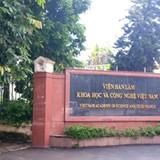Điều chỉnh dự án xây trụ sở Viện Hàn lâm Khoa học xã hội Việt Nam