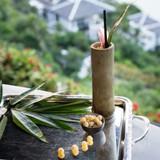 Ấn tượng những ly cocktail ở thiên đường nghỉ dưỡng đẹp nhất hành tinh