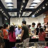 Chờ đến 0h vẫn không mua được hàng giảm giá ở Sài Gòn