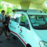 Đi taxi Việt Nam đắt gần gấp đôi Thái Lan