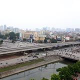 Những nút giao 3 tầng đang hình thành ở thủ đô