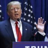 Tỷ phú Donald Trump tuyên bố sẽ làm tổng thống không lương