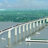 Hơn 900 tỷ xây cầu Châu Đốc thay thế phà Châu Giang