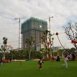 Sân chơi cho trẻ em: Bao giờ mới có không gian đúng nghĩa?